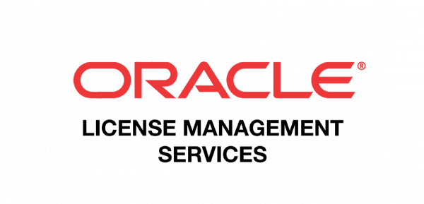 oracle license management services logo