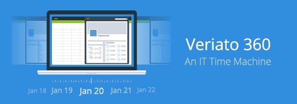 Veriato 360: An IT Time Machine webinar | Squalio