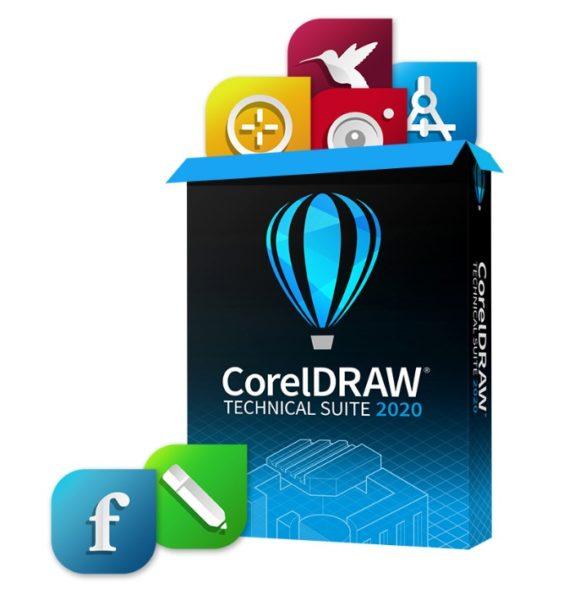CorelDRAW® Technical Suite 2020 - 3