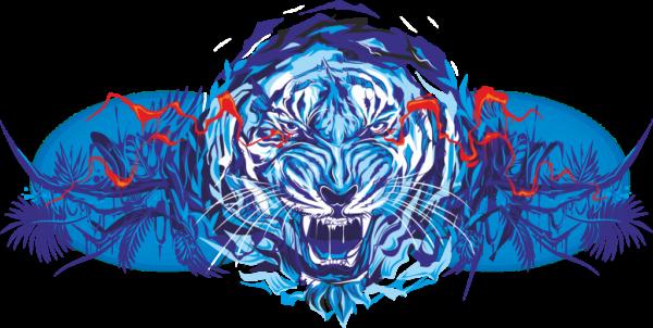 CorelDRAW® Graphics Suite 2021 тигр