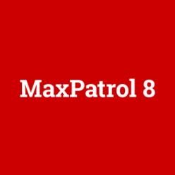 MaxPatrol 8