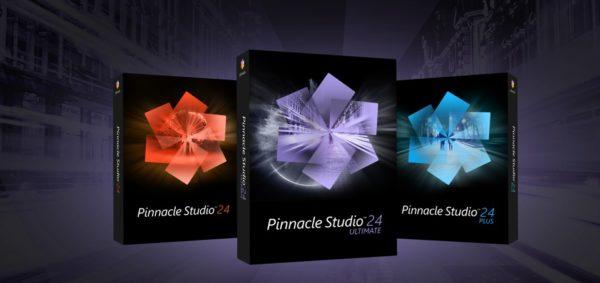 Pinnacle Studio24