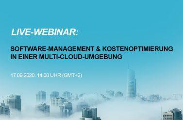 Snow software cloud & Squalio