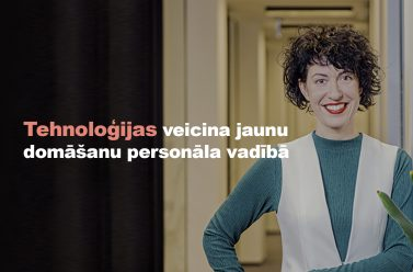 Liesma Rijniece blogs peero