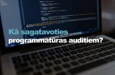 programmatūras audits