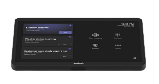 Контроллер с сенсорным экраном Logitech Tap