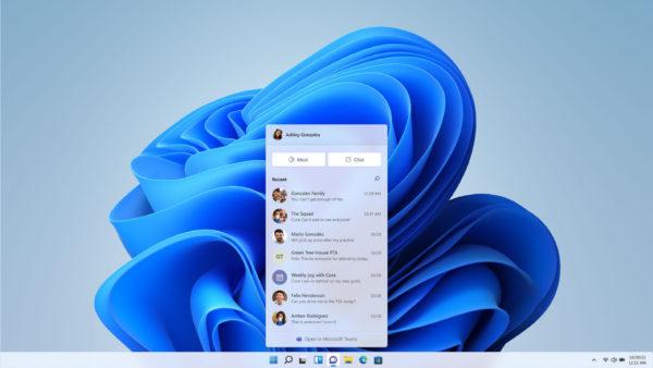 Общение в Microsoft Teams